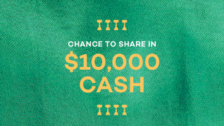 CHANCE TO SHARE IN $10,000 CASH THIS CUP DAY AT TREASURY!