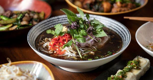 Luke Nguyen's Fat Noodle Asian Restaurant | Treasury Brisbane