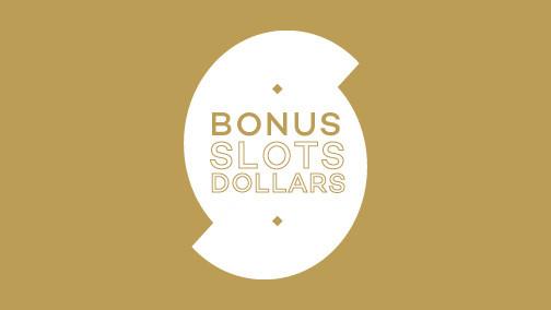 Bonus Slots Dollars Draws