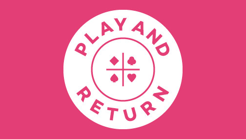 PLAY AND RETURN EXCLUSIVE TO SILVER MEMBERS