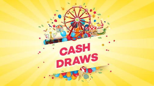 Show Day Cash Draws