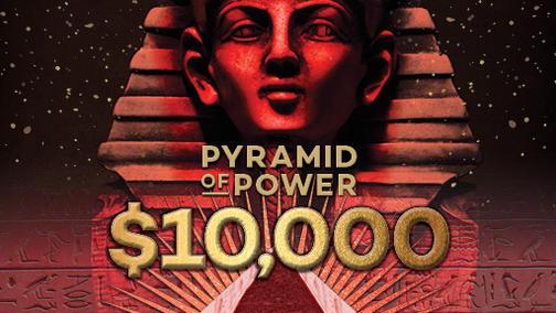 JULY 10K Pyramid of Power