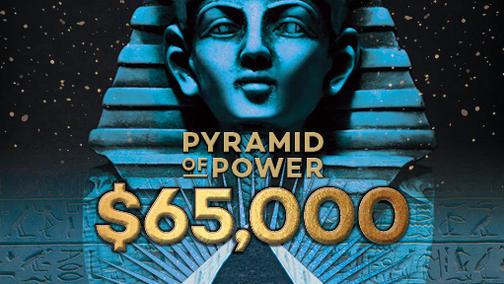 JULY 65K Pyramid of Power PEARL