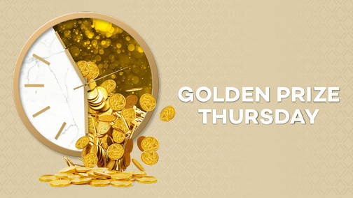 A Chance to Share in $47,500 Cash & Casino Dollars!