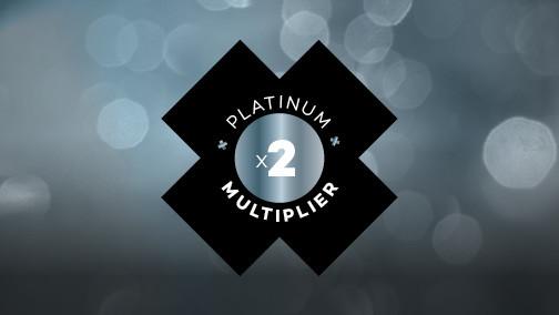 x2 Casino Dollars Offer