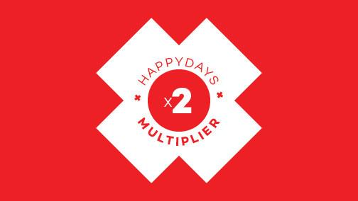 x 2 Multiplier
