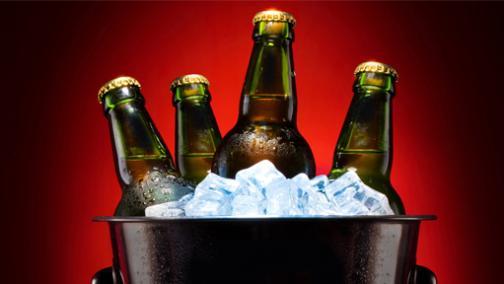 Asian Beer Bucket
