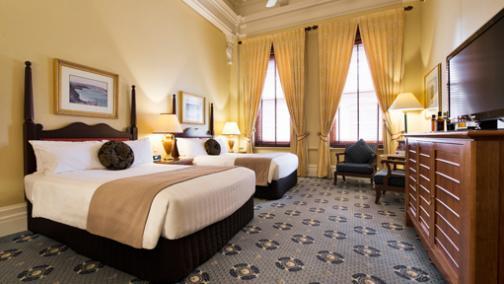 Casino Deluxe Twin Room