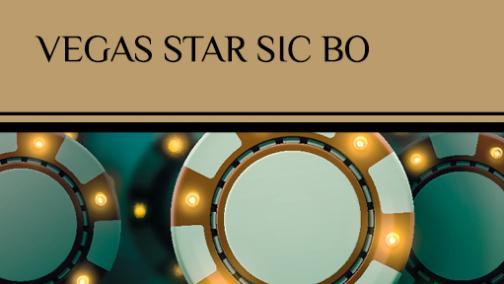 Vegas Star Sic Bo