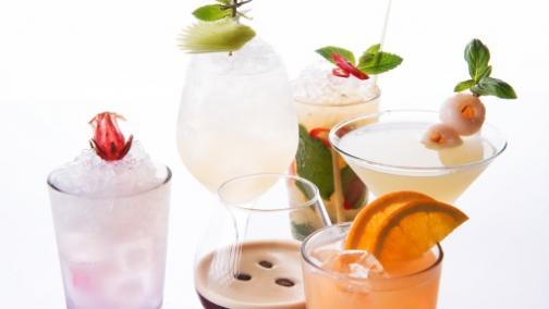 Lunar New Year Cocktails