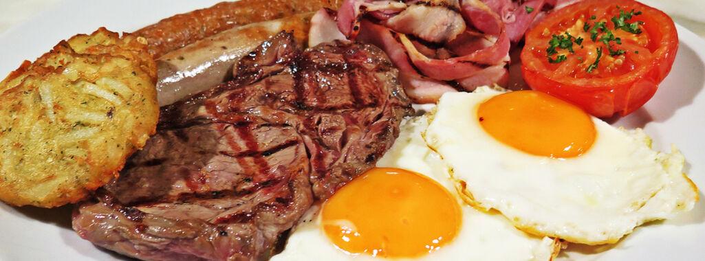 Big Aussie Breakfast