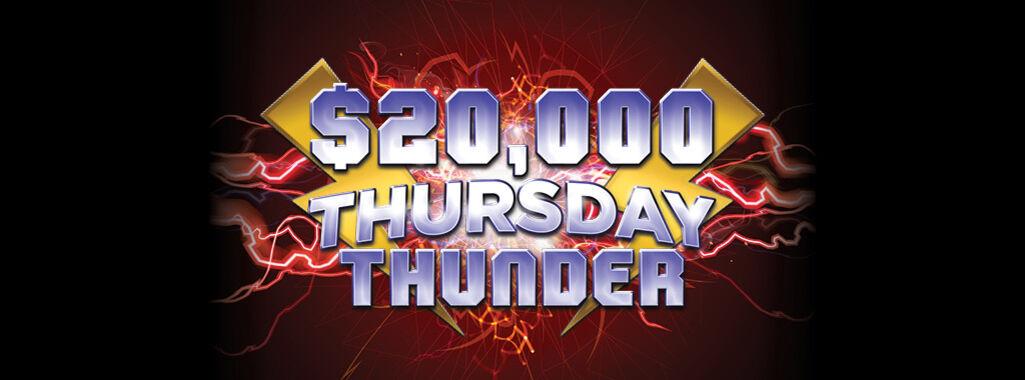 JULY 20K Thursday Thunder HeroImage