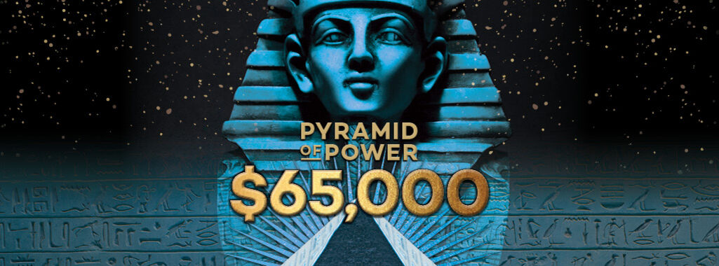 JULY 65K Pyramid of Power PEARL HeroImage