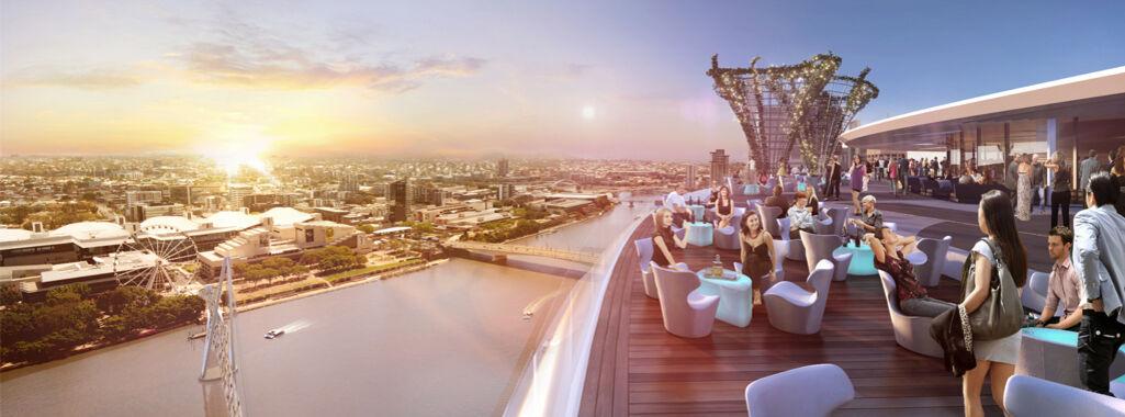 Queen's Wharf Brisbane Skydeck