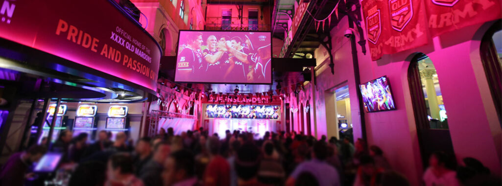 Sports Bar Brisbane