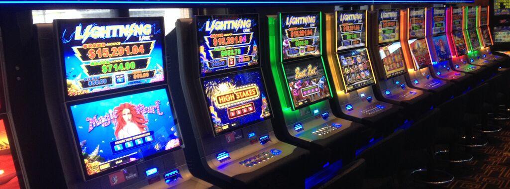 Machine a sous casino keys bier