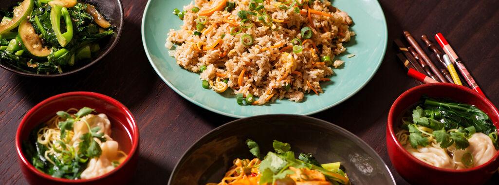 Fat Noodle Asian Banquet