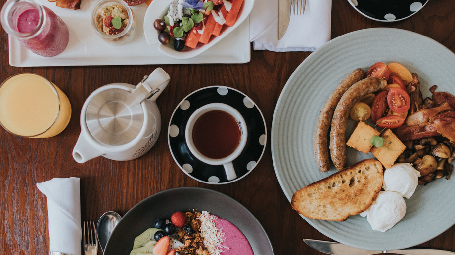 Luxury Hoel Breakfast package